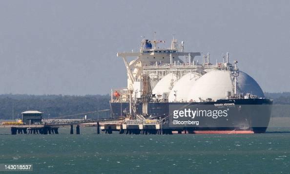 Darwin Liquefied Natural Gas Plant