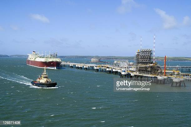LNG = liquefied natural gas The 'Mozah' is the world's largest LNG tanker with a total capacity of 266000 cubic metres South Hook storage...