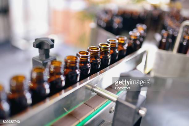 Liquid Bottle Filling Production Line