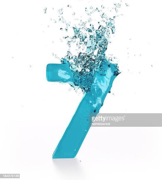 Liquid Number 7