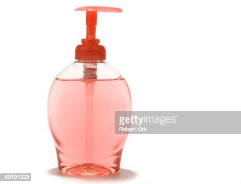 Liquid Soap : Stock Photo