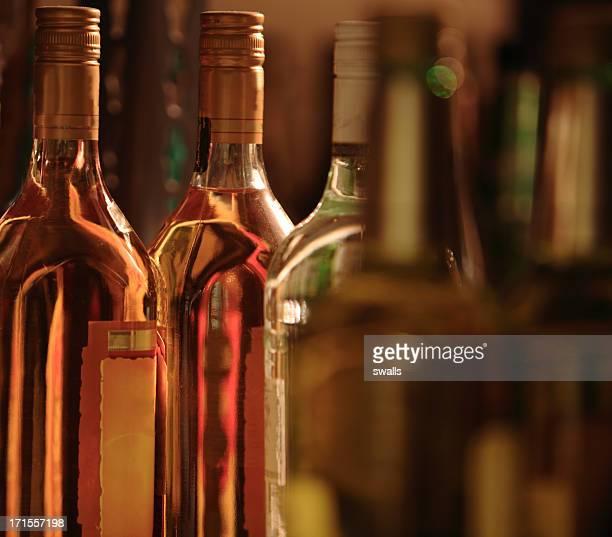 Alcools bouteilles