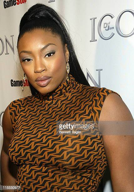 Liris Cross during Def Jam Interactive and Electronic Arts Celebrate the Release of 'Def Jam ICON' at Ultra in New York New York United States