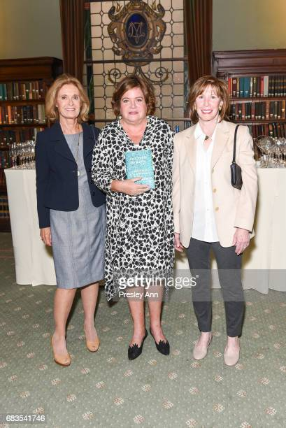 Lis Waterman and Daphne Merkin attend Audrey Gruss' Hope for Depression Research Foundation Dinner with Author Daphne Merkin at The Metropolitan Club...