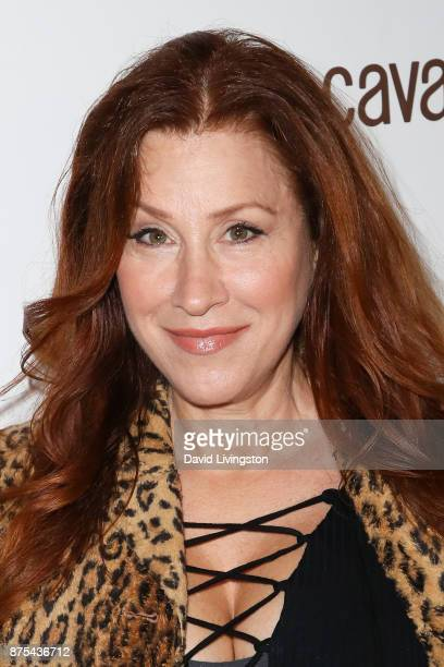 Lisa Ann Walter arrives at the Lupus LA 15th Annual Hollywood Bag Ladies Luncheon at The Beverly Hilton Hotel on November 17 2017 in Beverly Hills...