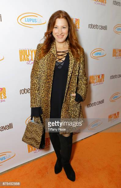Lisa Ann Walter at Lupus LA's Hollywood Bag Ladies Luncheon at The Beverly Hilton Hotel on November 17 2017 in Beverly Hills California