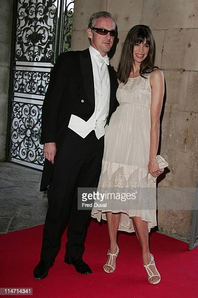 Lisa B during Raisa Gorbachev Foundation Party Red Carpet at Hampton Court Palace in London United Kingdom