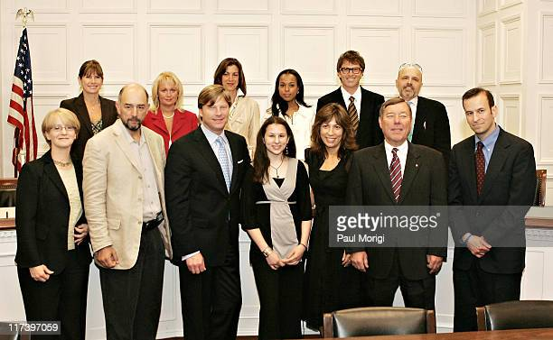 Lisa Bain Richard Schiff Tom Blair Hallie Eisenberg Robin Bronk Scott Conner and Carl Baum Mary Bono Kristin Harkin Wendie Malick Kerry Washington...