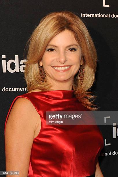 Lisa Bloom arrives at DGA Theater on December 6 2013 in Los Angeles California