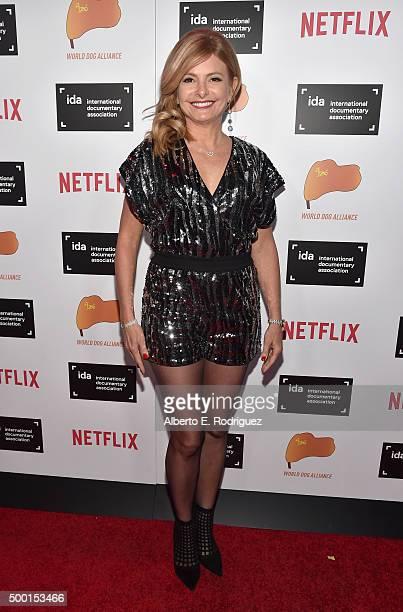Lisa Bloom attends the 2015 IDA Documentary Awards at Paramount Studios on December 5 2015 in Hollywood California