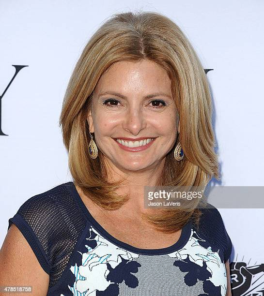 Lisa Bloom attends the world premiere screening of 'Unity' at DGA Theater on June 24 2015 in Los Angeles California