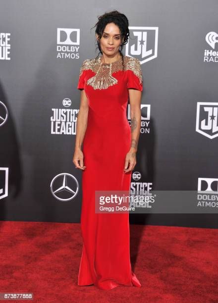 Lisa Bonet arrives at the premiere of Warner Bros Pictures' 'Justice League' at Dolby Theatre on November 13 2017 in Hollywood California