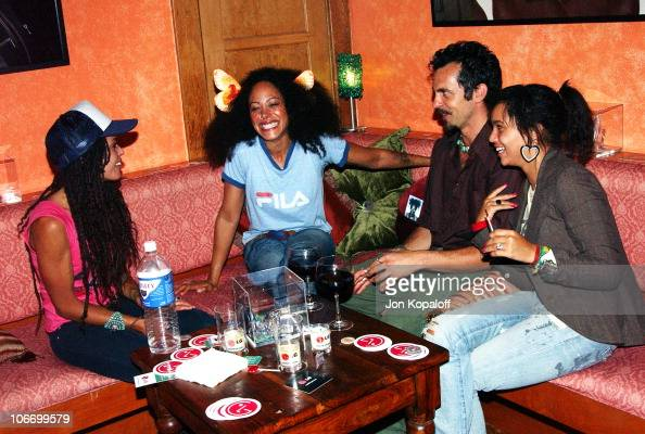 Lisa Bonet Cree Summer friend...