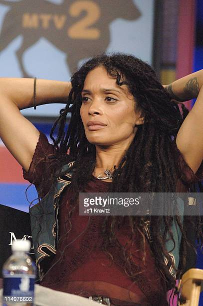 Lisa Bonet of 'A Different World' during Comedy Central TVLand Nick and Nickelodeon Summer 2006 TCA Press Tour Panel at RitzCarlton Hotel in Pasadena...