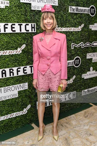 Lisa Boone attends 2017 Couture Council Award Luncheon at David H Koch Theater Lincoln Center on September 6 2017 in New York City