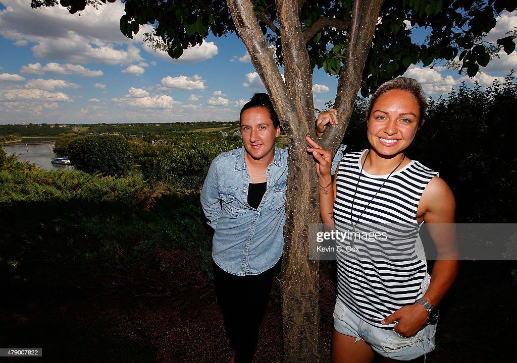 Australian Matildas Portrait Session