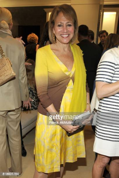 Lisa Dennison attends Book Party for THE SUMMER WE READ GATSBY by Danielle Ganek at Dennis Basso on June 2 2010 in New York City