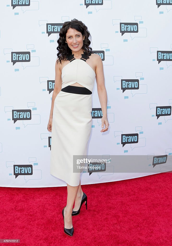 Lisa Edelstein attends Bravo's 'For Your Consideration' event at The Globe Theatre on April 21 2015 in Universal City California
