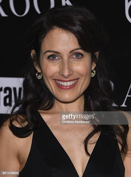 Lisa Edelstein attends the 'Girlfriend's Guide To Divorce' at Bloomingdale's 59th Street on January 10 2017 in New York City