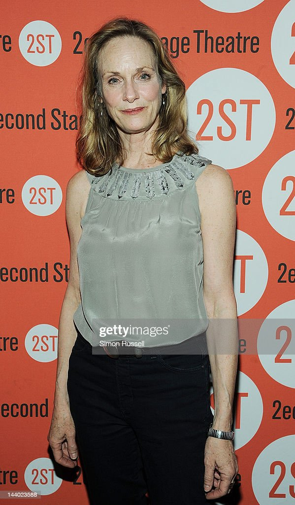 Lisa Emery attends 'Lonely I'm Not' Off Broadway Opening Night at HB Burger on May 7, 2012 in New York City.