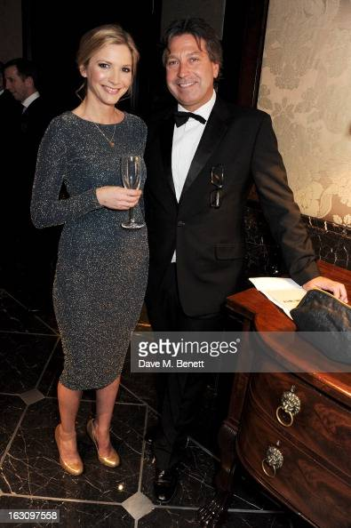 Lisa Faulkner and John Torode attend the 'Who's Cooking Dinner' charity event featuring 20 of the capital's finest chefs cooking dinner for 200...
