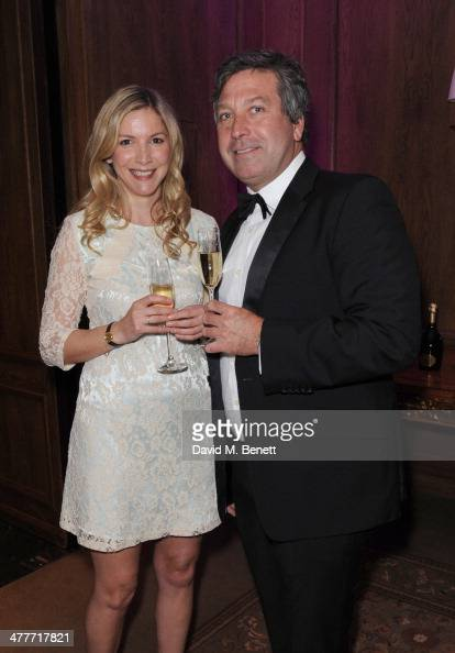 Lisa Faulkner and John Torode attends the 'Who's Cooking Dinner' charity event featuring 20 of the capital's finest chefs cooking dinner for 200...