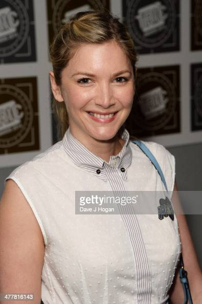 Lisa Faulkner attends the TRIC awards 2014 at the Grosvenor House Hotel on March 11 2014 in London England
