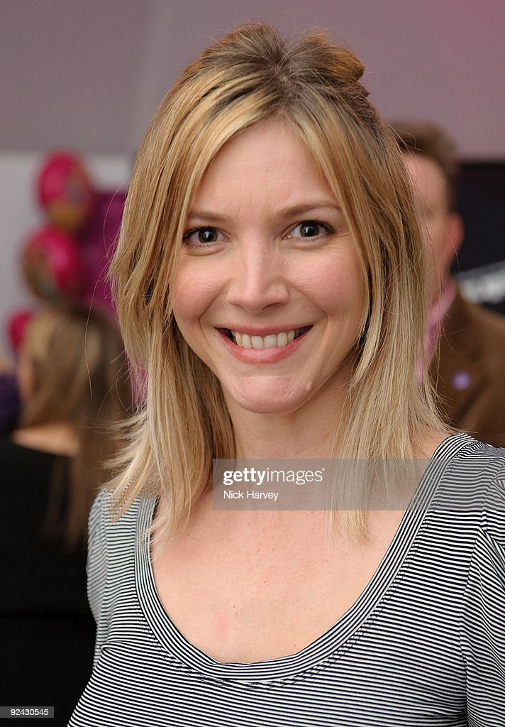 Lisa Faulkner attends the VIP Launch of 'Disney On Ice Presents Princess Wishes' on October 28 2009 in London England