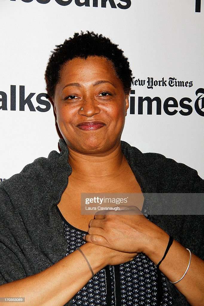 Lisa Fischer attends 'Twenty Feet from Stardom at Times Center on June 11, 2013 in New York City.