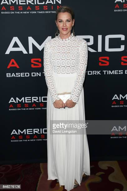 Lisa Flynn attends a Screening of CBS Films and Lionsgate's 'American Assassin' at TCL Chinese Theatre on September 12 2017 in Hollywood California