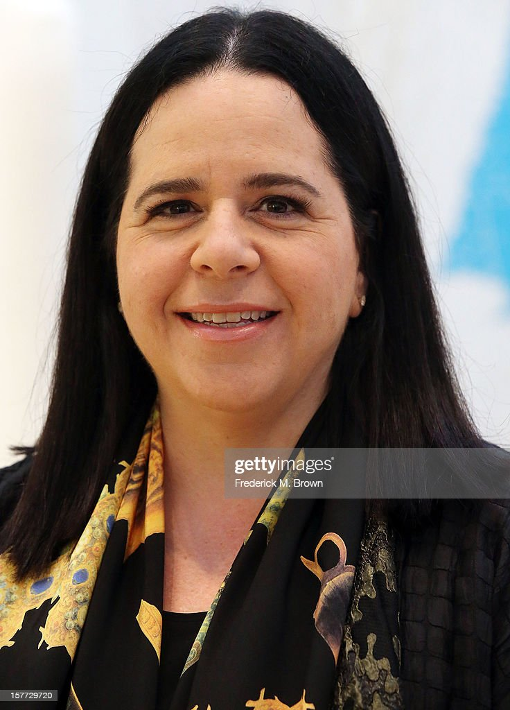 Lisa Gregorian, Director of Operations/Warner Bros. Television, attends The Paley Center For Media & Warner Bros. Television Unveil Lavish Holiday Window Display at The Paley Center for Media on December 5, 2012 in Beverly Hills, California.