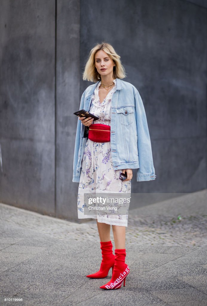 Street Style Day 3 - Mercedes-Benz Fashion Week Berlin Spring/Summer 2018