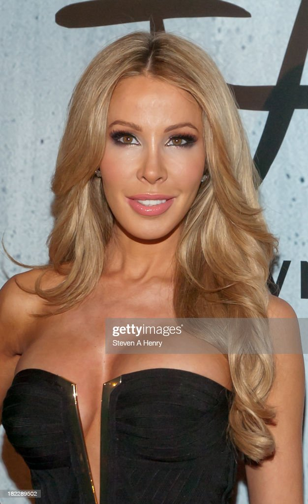 Lisa Hochstein attends the grand opening of TAO Downtown on September 28, 2013 in New York City.