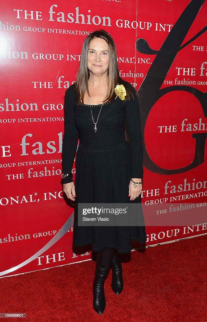 <a gi-track='captionPersonalityLinkClicked' href=/galleries/search?phrase=Lisa+Hoffman&family=editorial&specificpeople=2762399 ng-click='$event.stopPropagation()'>Lisa Hoffman</a> attends the 15th annual Fashion Group International Rising Star at Cipriani 42nd Street on January 24, 2013 in New York City.