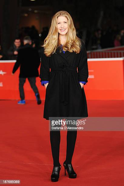 Lisa Joyce attends 'Fear Of Falling' Premiere during The 8th Rome Film Festival on November 11 2013 in Rome Italy