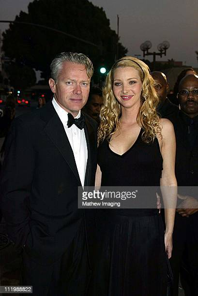 Lisa Kudrow and husband Michel Stern during The 29th Annual People's Choice Awards at Pasadena Civic Auditorium in Pasadena CA United States