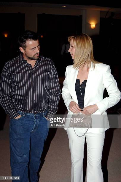 Lisa Kudrow and Jeff Garlin during 'The Comeback' HBO Los Angeles Premiere After Party at Paramount Pictures in Hollywood California United States