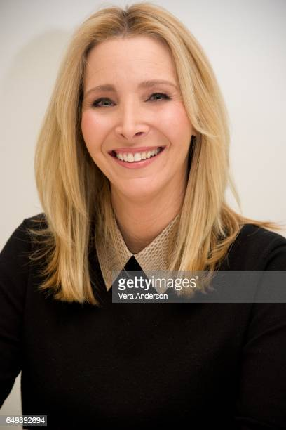Lisa Kudrow at 'The Boss Baby' Press Conference at the Four Seasons Hotel on March 6 2017 in Beverly Hills California
