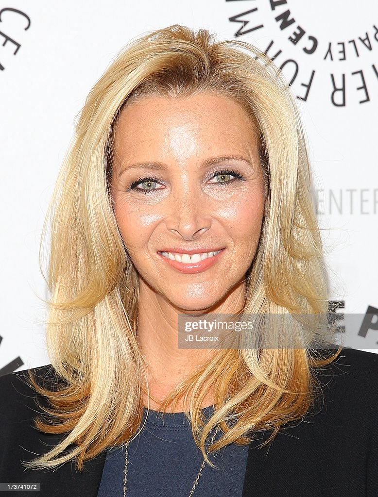 Lisa Kudrow attends 'An Evening With Web Therapy: The Craze Continues...' held at The Paley Center for Media on July 16, 2013 in Beverly Hills, California.