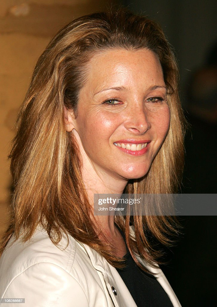 Lisa Kudrow during Opening Celebration of Gregory Colbert's 'Ashes and Snow' Exhibition - Arrivals at Nomadic Museum in Santa Monica, California, United States.