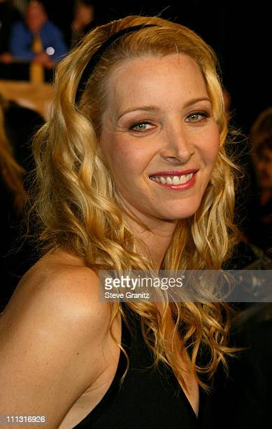 Lisa Kudrow during The 29th Annual People's Choice Awards Arrivals at Pasadena Civic Auditorium in Pasadena California United States