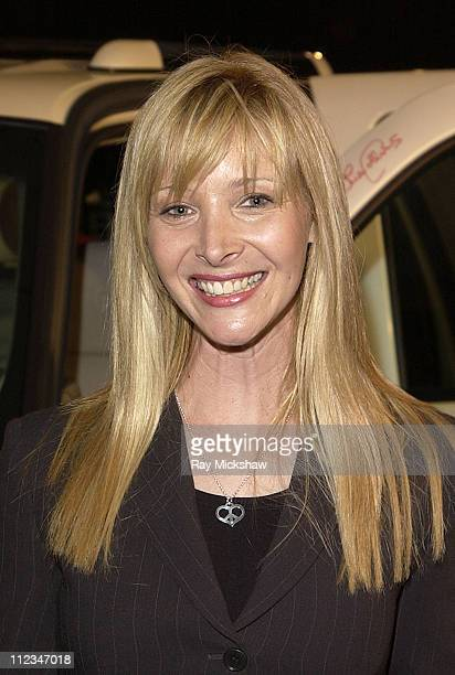 Lisa Kudrow during The 9th Annual Race to Erase MS CoChaired by Nancy Davis Tommy HilfigerSilent Auction at The Century Plaza Hotel in Century City...