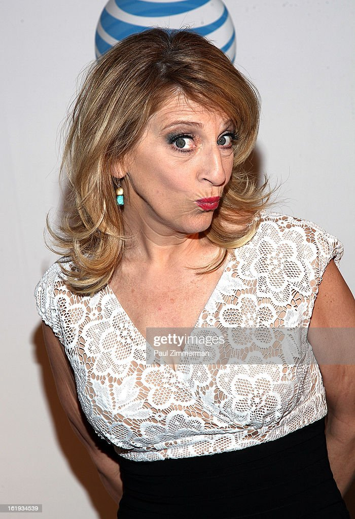 Lisa Lampanelli attends 65th Annual Writers Guild East Coast Awards at B.B. King Blues Club & Grill on February 17, 2013 in New York City.