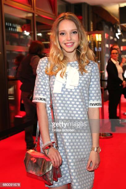 Lisa Larissa Strahl during the New Faces Award Film at Haus Ungarn on April 27 2017 in Berlin Germany