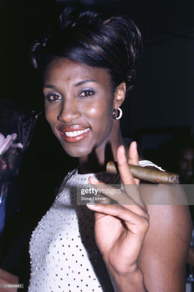 Lisa Leslie at Bubbles - 1996