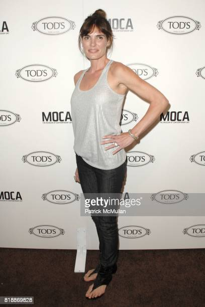 Lisa Linde attends DIEGO DELLA VALLE TOD'S CELEBRATE THEIR NEW BEVERLY HILLS HOME AND WELCOME JEFFREY DEITCH TO LA at TOD'S Beverly Hills Boutique on...
