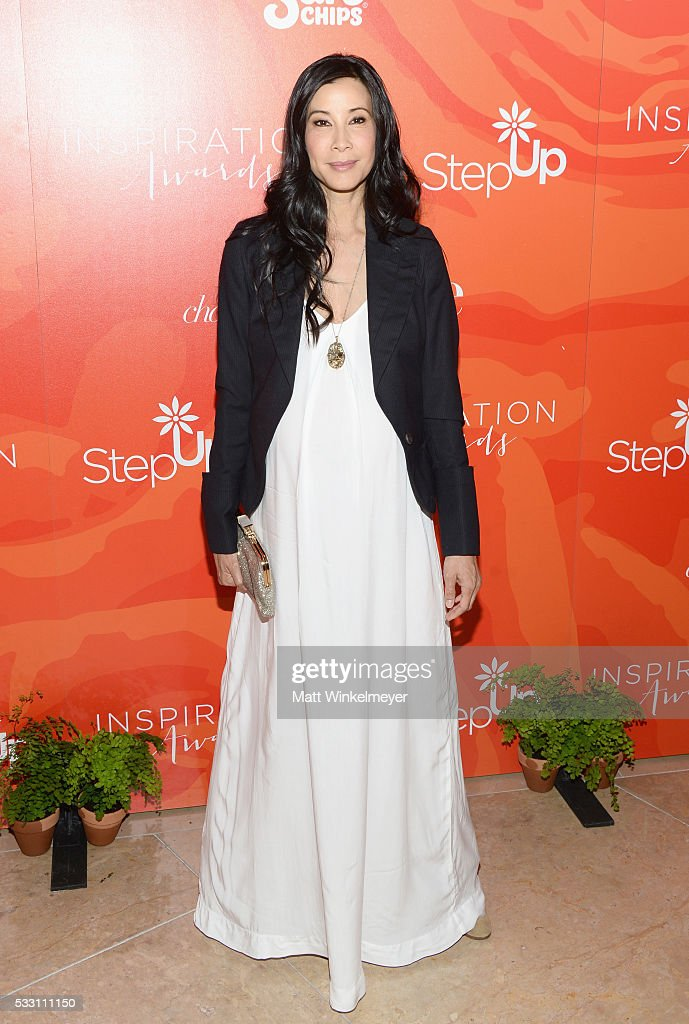 Lisa Ling attends Step Up's 13th Annual Inspiration Awards at The Beverly Hilton Hotel on May 20 2016 in Beverly Hills California