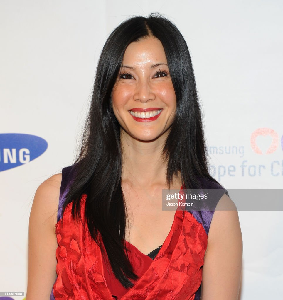 Lisa Ling attends the Samsung Hope for Children gala at Cipriani Wall Street on June 7, 2011 in New York City.