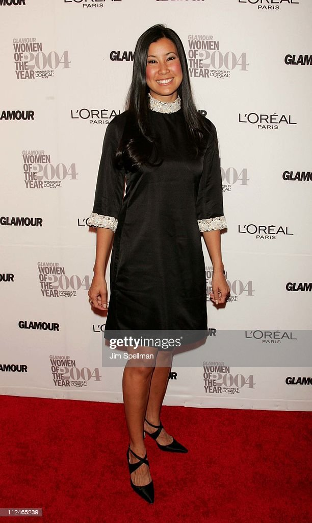 Lisa Ling during '15th Annual Glamour Women of the Year Awards Arrivals at American Museum of Natural History in New York City New York United States