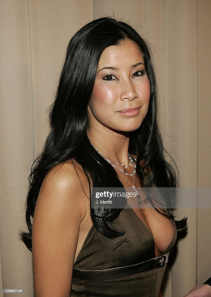 Lisa Ling during Glamour/Miramax Post Golden Globe Awards Party at Beverly Hills Hilton in Beverly Hills California United States